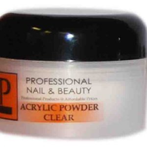Acrylic-Powder- Clear-30g