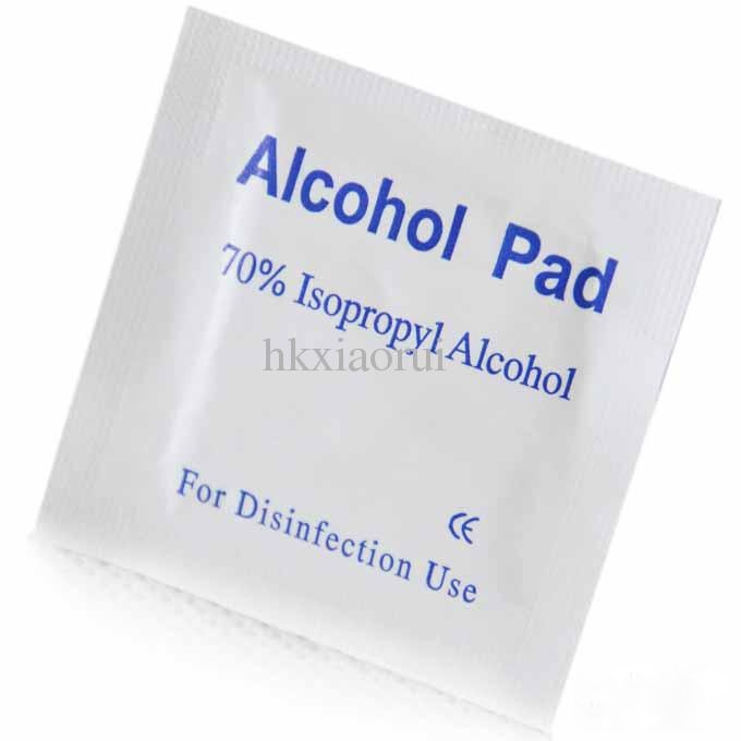 Alcohol Swabs 200 Professional Nail And Beauty Online