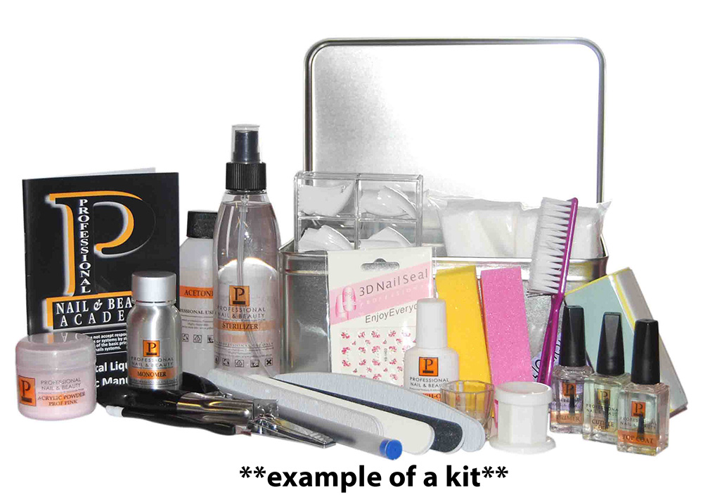 Diy Uv Gel Kit Professional Hair Nail Amp Beauty Wholesalers