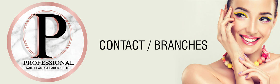 Professional Nail and Beauty  Wholesale Beauty Supplies Branches
